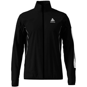 Odlo Zeroweight Windproof Warm Jacke Herren black